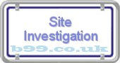 site-investigation.b99.co.uk